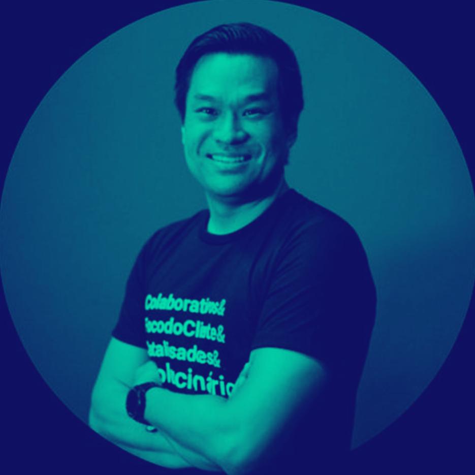 Rodrigo Sato na Plataforma ET